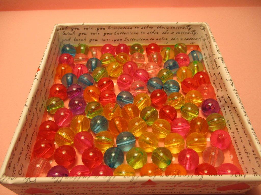 Perle colorate da 9mm
