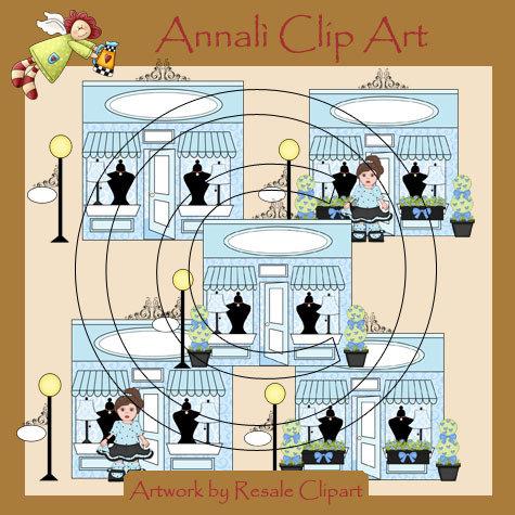 Clip Art per Scrapbooking e Decoupage - Boutique Azzurra - IMMAGINI