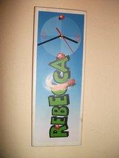 orologio personalizzabile!