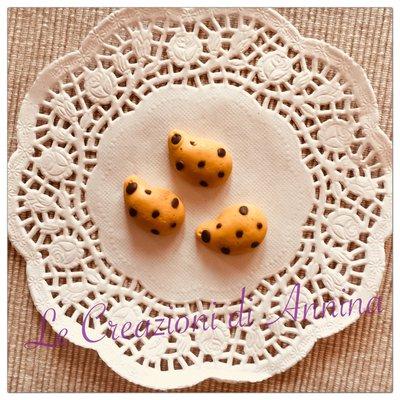 Biscotto gocciole in pasta di mais - lotto 3pz