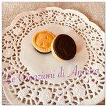 Biscotto ringo realizzato in pasta di mais - lotto da 3 pz