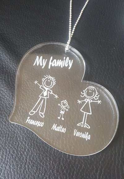 collana - magic family !