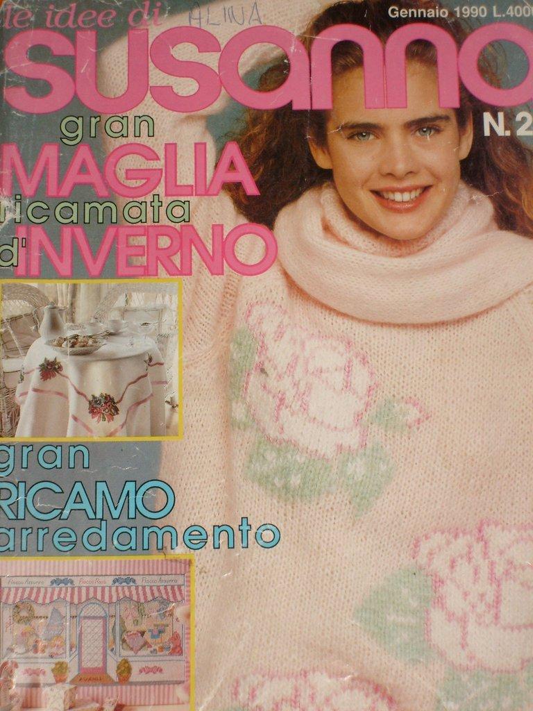 Susanna Gennaio 1990