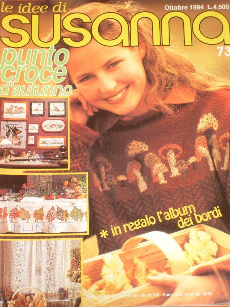 Susanna Ottobre 1994