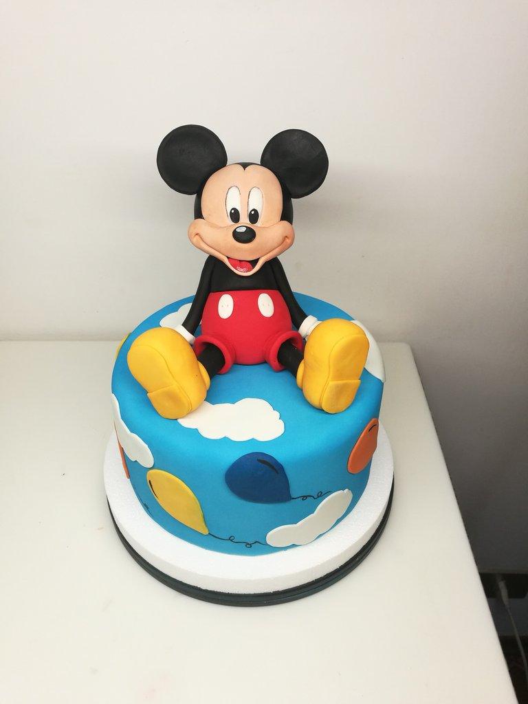 Cake Topper Topolino