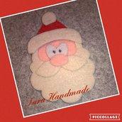 Babbo Natale Addobbo Natalizio