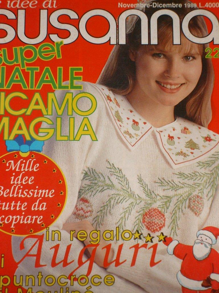 Susanna Natale 1989