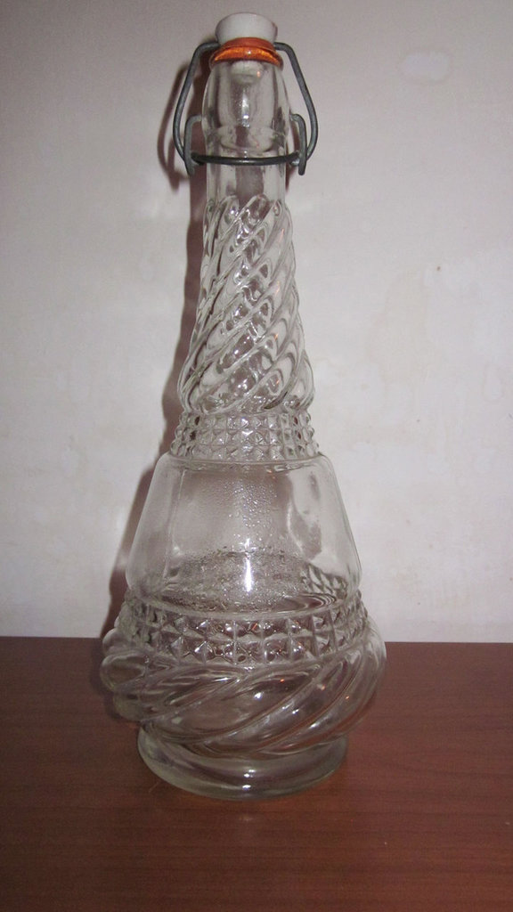 Bottiglia Vuota Olio Conrieri