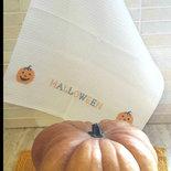 Asciugamani zucca Halloween