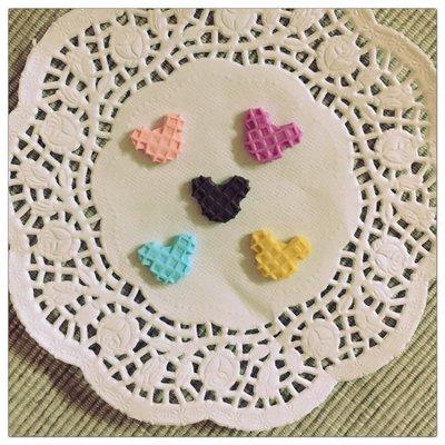 Miniature cialde topolino colori misti - realizzate in pasta di mais
