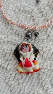 Bambolina fimo Oristano