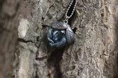 Collana drago dragon magia protezione amuleto guardiano sogni fortuna in fimo