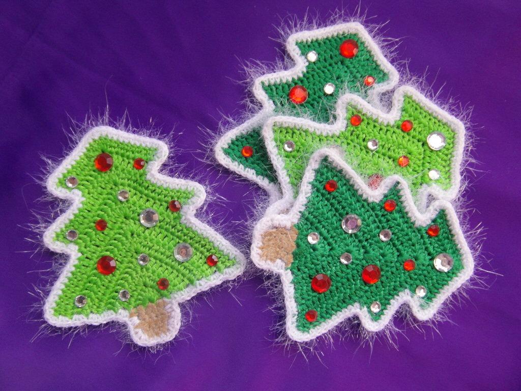 Alberi Di Natale Alluncinetto Feste Natale Di Lavori Allunc