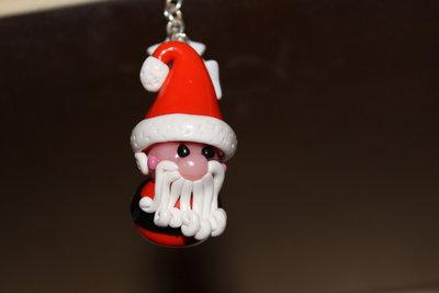 Portachiavi Babbo Natale