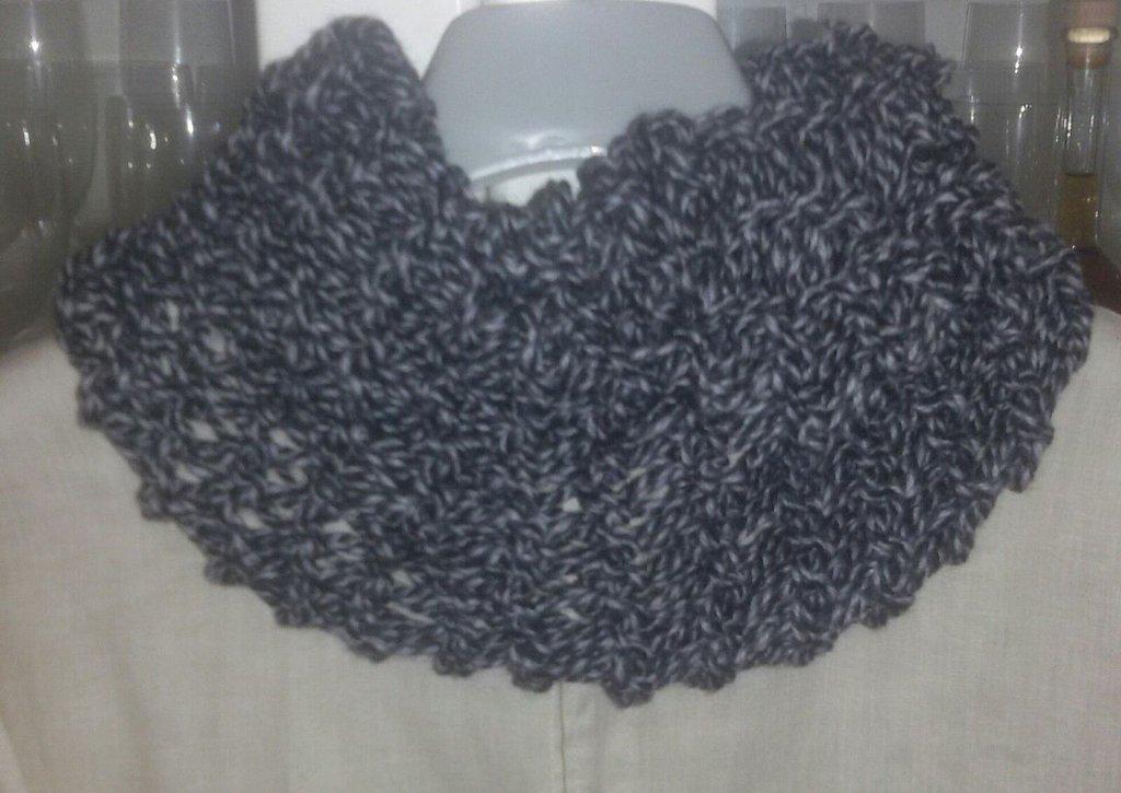 Idea Regalo  sciarpa unisex Infinity scarf