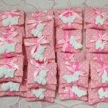 Bustina porta confetti in pannolenci