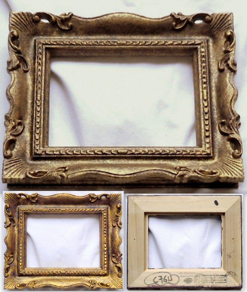 Trendy cu cornici nuda cornice barocco francesina dautore for Foto cornici online