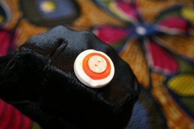 anello bottone