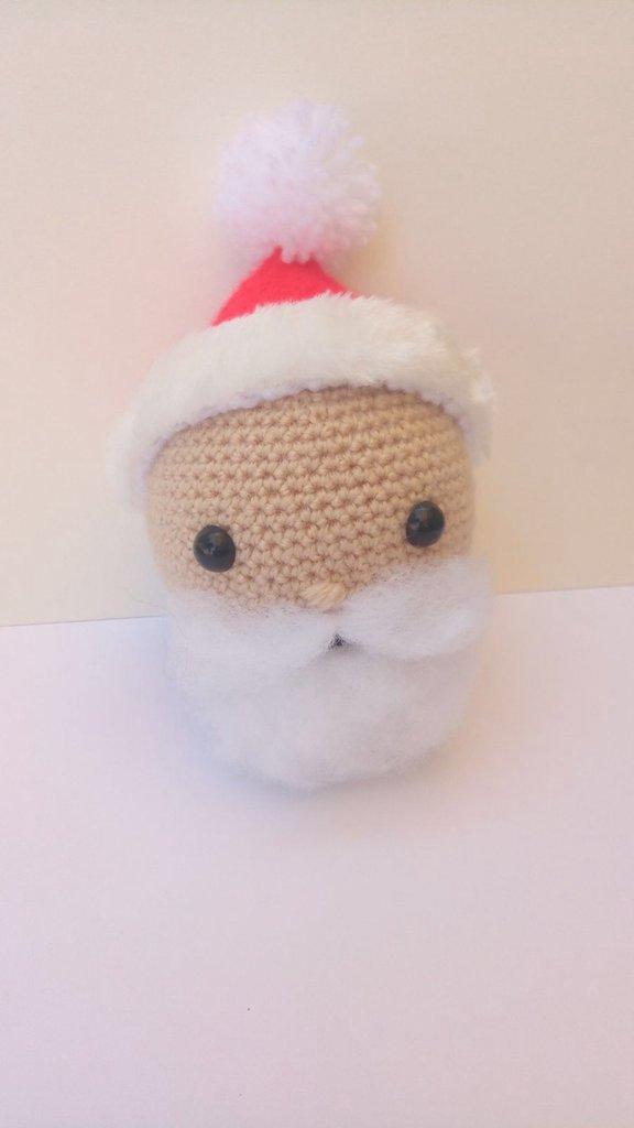 babbo natale amigurumi, Santa Claus eng pattern - YouTube | 1024x576