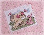 Copertina rosa bimba