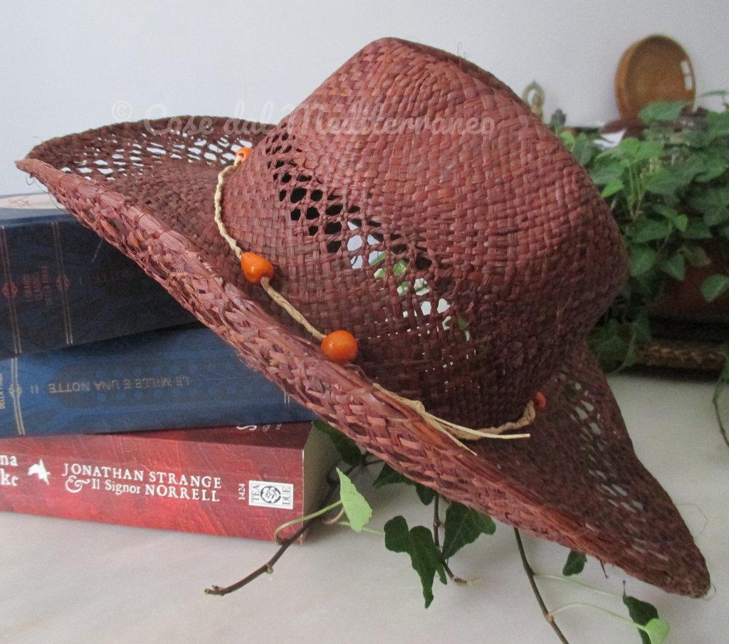 *Cappello modello Western*