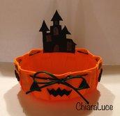 Cestini porta caramelle Halloween