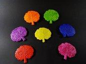 Albero della vita in gesso ceramico profumato colorato per fai da te