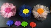 Bomboniera albero della vita colorato in gesso ceramico profumato