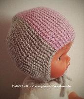 Cappellino neonato 0-3 mesi subito disponibile alla spedizione!