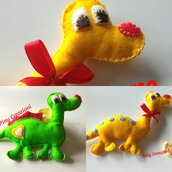 Pupazzi piccoli dinosauri serie Arlo