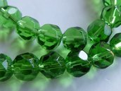 Perle Cristallo sfaccettate   PRL7N
