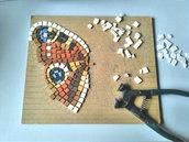 Kit mosaico fai da te FARFALLA