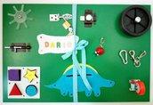 Panello gioco Montessori