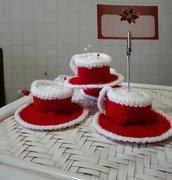 Segnaposto Tazzina Crochet