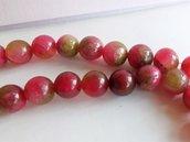 Perle in  giada naturale   PRL425