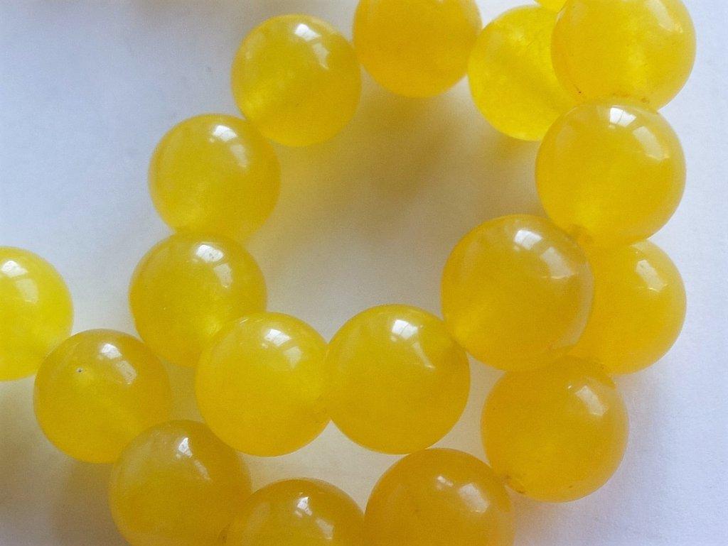 Perle in  giada naturale   PRL429