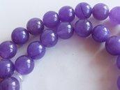 Perle in  giada naturale   PRL431
