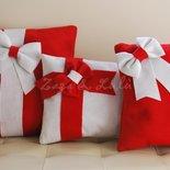 Set Cuscini Natalizi Decorazioni Addobbi Natale Casa Arredamento Christmas