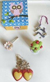 Natale Set 5 regali di riciclo creativo