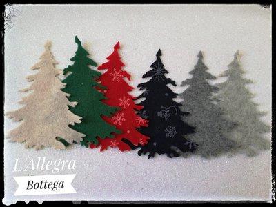 10 Applicazioni Albero di Natale/Abete per le vostre decorazioni