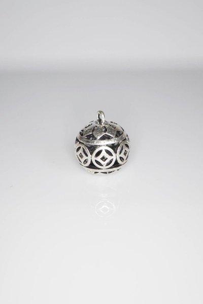 ciondolo bola messicana chiama angeli gravidanza campanellino pendente