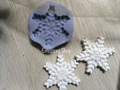 Stampo fiocco di neve ❄️