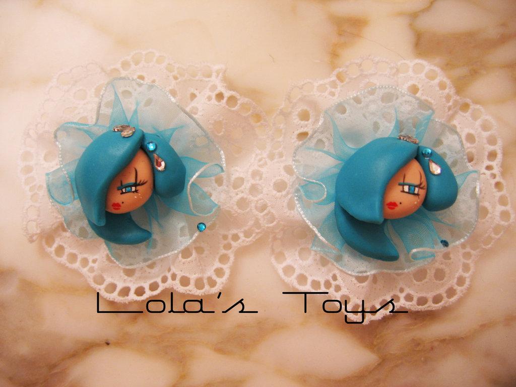 Lolita in Turchese