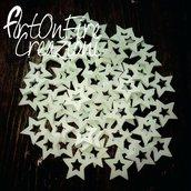 ***Ordine personalizzato***55 stelle in legno
