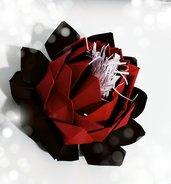 Fiore di loro, ninfea, fiori di carta, origami, paper flower