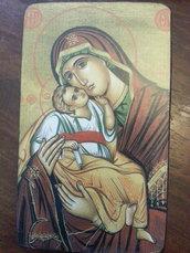 Icona Madonna della tenerezza
