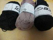 kit con tutorial passo passo colore nero