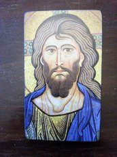 Icona Cristo Pantocrator