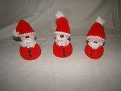 Babbi Natale amigurumi