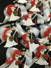 Segnaposto matrimonio bomboniera nozze